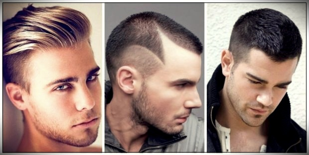 New mens hairstyle 2020 photo
