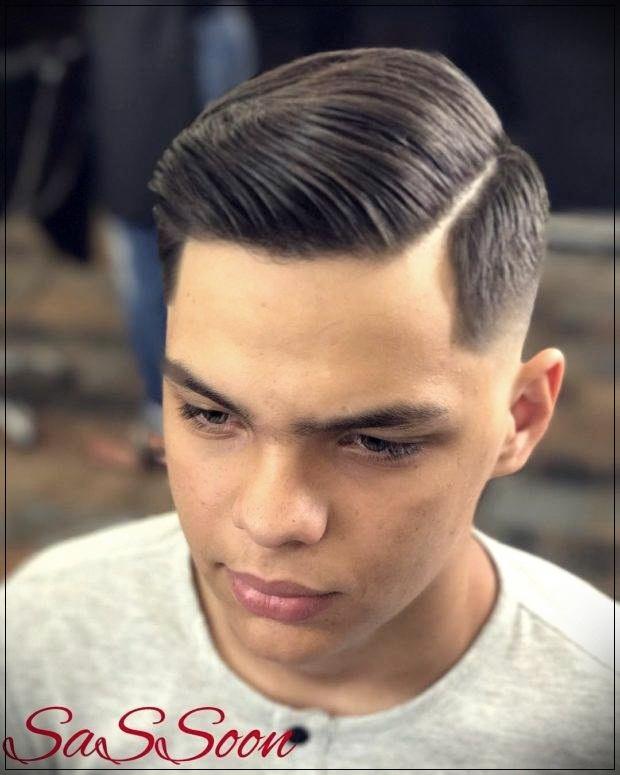 2019-2020 men's haircuts for short hair