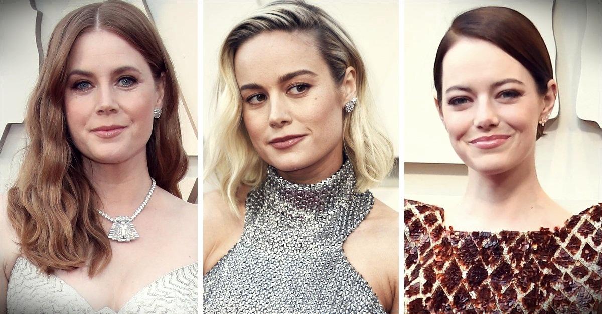 Oscars hairstyles
