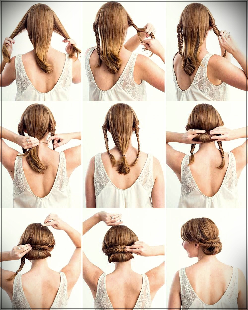 Astonishing Diy Hairstyles 40 Tutorials To Be Done In A Short Time Natural Hairstyles Runnerswayorg