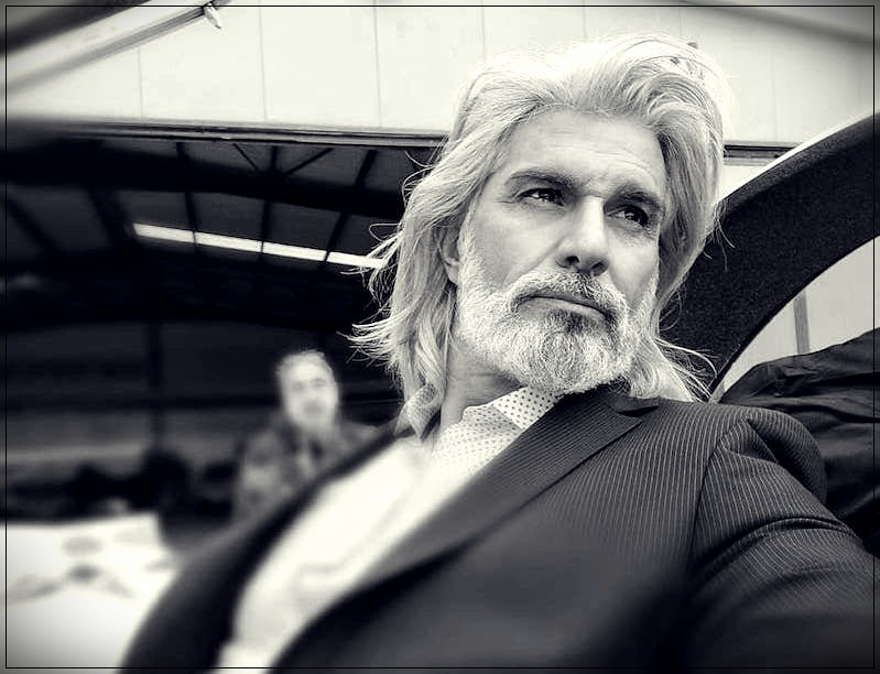 Men S White Hair Cuts Trends And Tips To Wear Them With Style