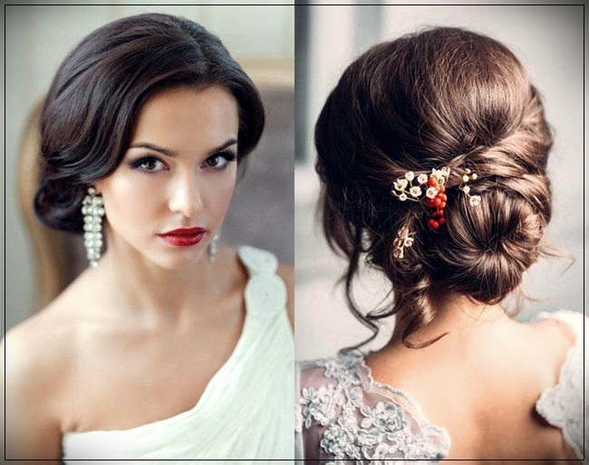 Bridal Hairstyles 2019 Photos And Trends