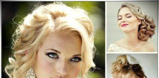 Bridal hairstyles for long hair 2019