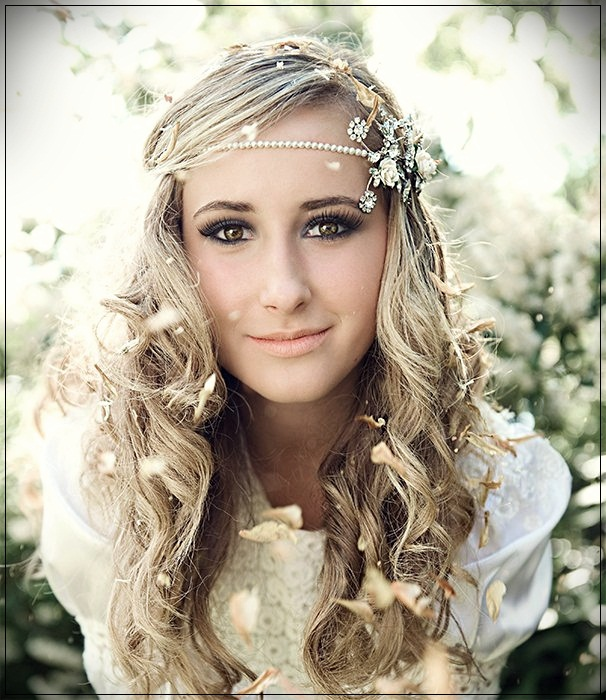 Bridal Hairstyles With Tiara Ideas And Pretty Pictures