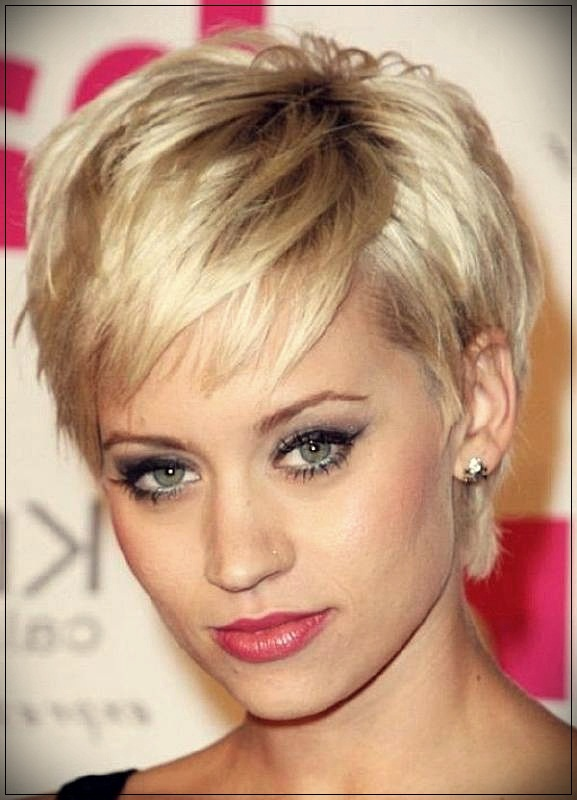 100+ Beautiful woman haircuts for short hair 2019,2020 after