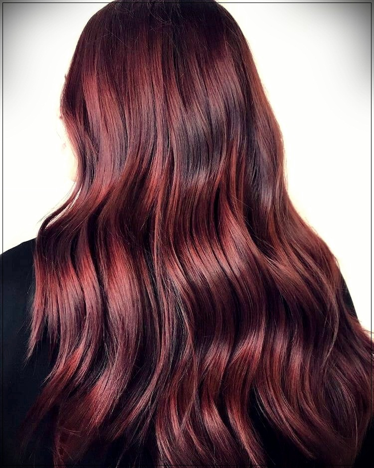 Red Hair Summer 2019 All The Nuances Cuts And Trends
