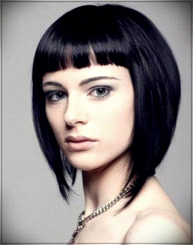 160+ Women Haircuts for Short Hair 2019-2020: For all face ...