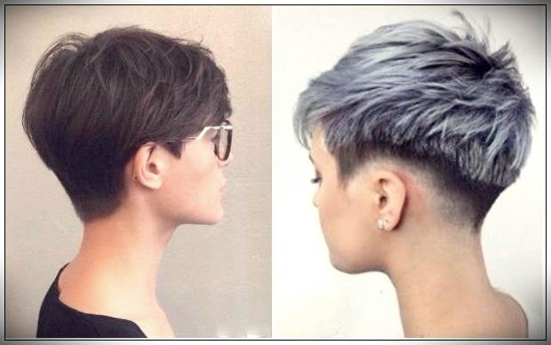 Short Black Haircuts 2020 83