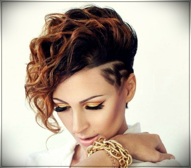 Short Haircuts For Women With Curly Hair Bpatello