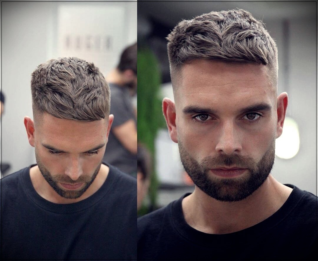 2019 men's hair, 7 new cuts for the summerShort and Curly ...