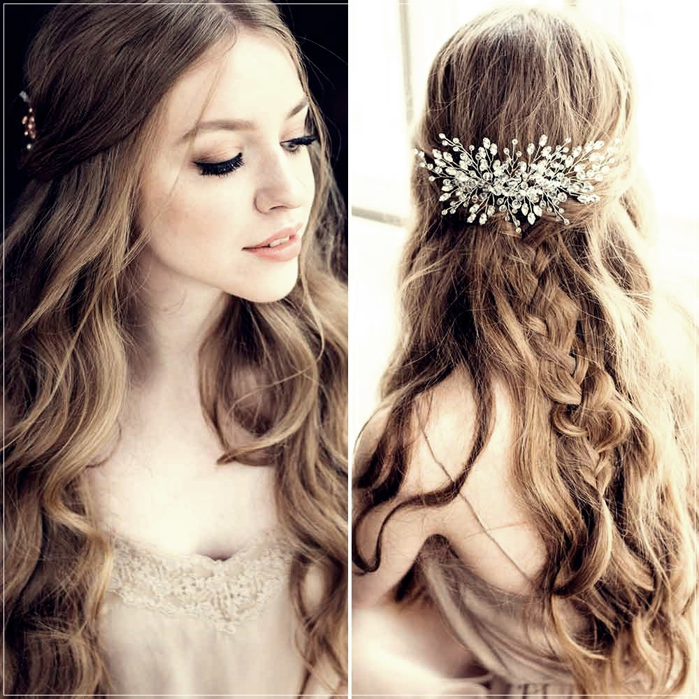Hairstyles For Beautiful Wedding Bridesmaids Hairstyles