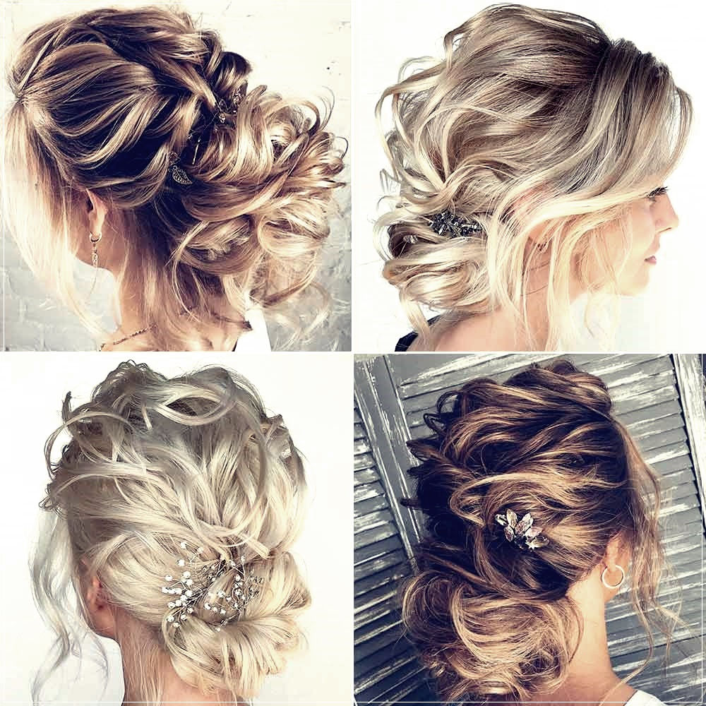 Curly Hairstyles Simple And Beautiful Ideas
