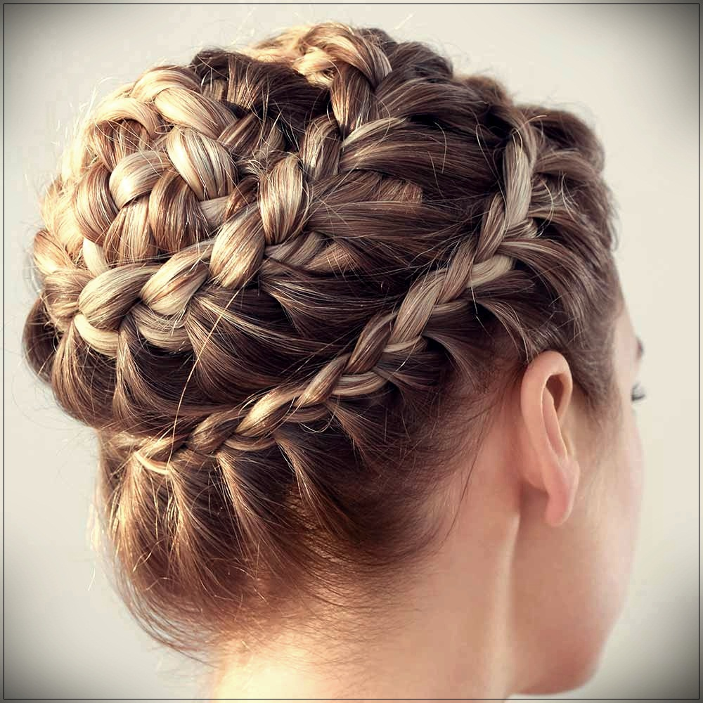 Hairstyles with braids: photos and easy tutorials!