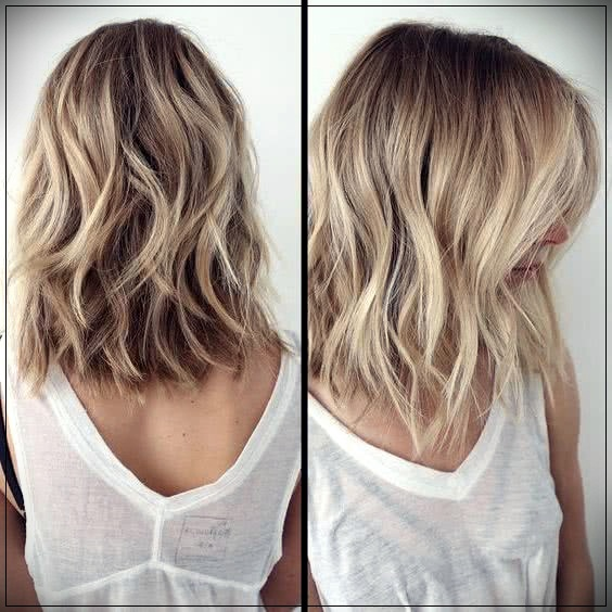 Shoulder Length Hairstyles For Fine Hair 2020 9