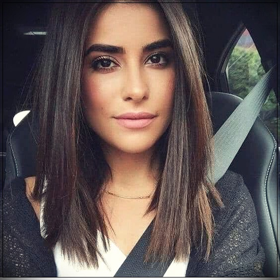 Shoulder Length Haircuts For Girls Straight 82