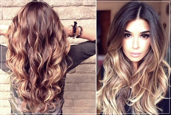 Hair Color Trends 2020.Fashion Hair Dye 2019 2020 The Most Modern Hair Color