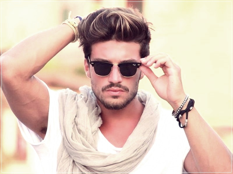 Medium Length Trend 2020 Hairstyles Men 100