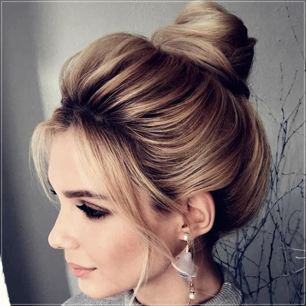 Trendy Autumn Winter 2019 2020 hairstyles: 200 PhotosShort ...