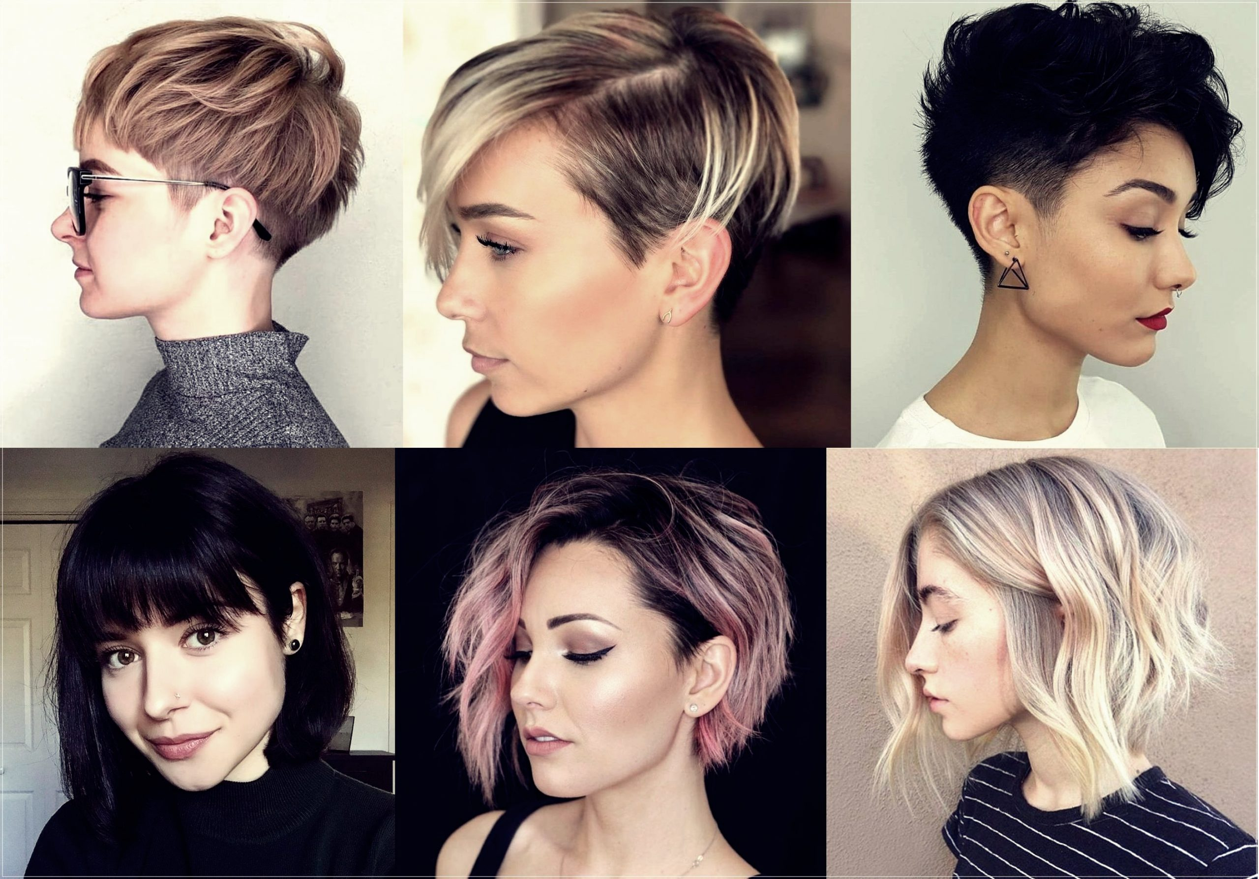 Short haircuts 11: 11 photos and trends