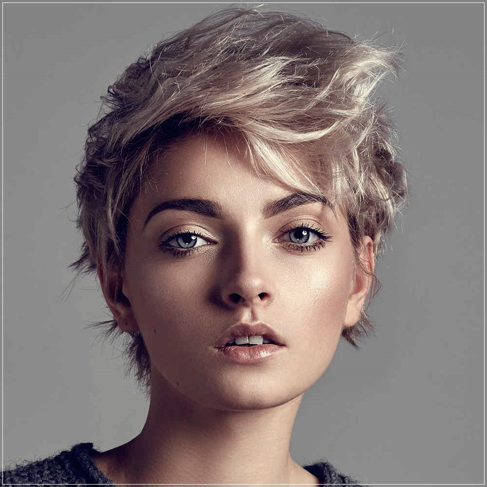 Winter Hairstyles 2019: Short Haircuts Winter 2019 2020: All The Trends
