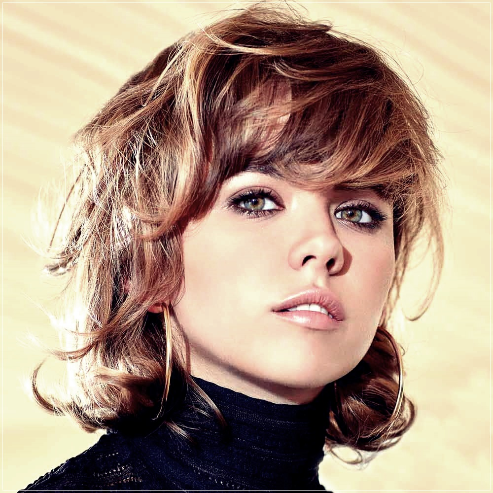 Short haircuts winter 2019 2020: all the TrendsShort and Curly Haircuts