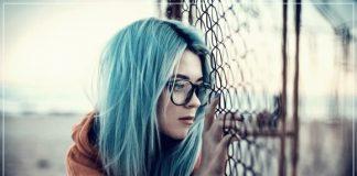 shatush blue