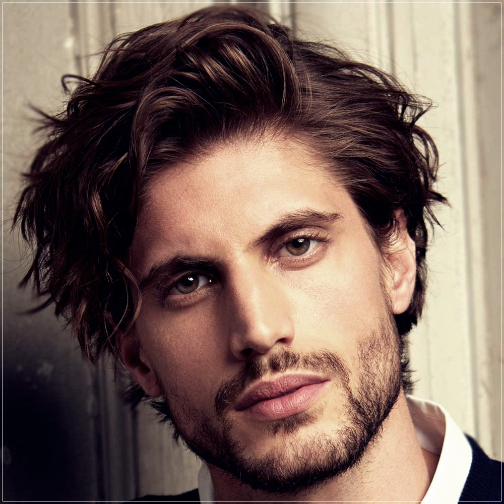 Medium Length Trend 2020 Hairstyles Men 29