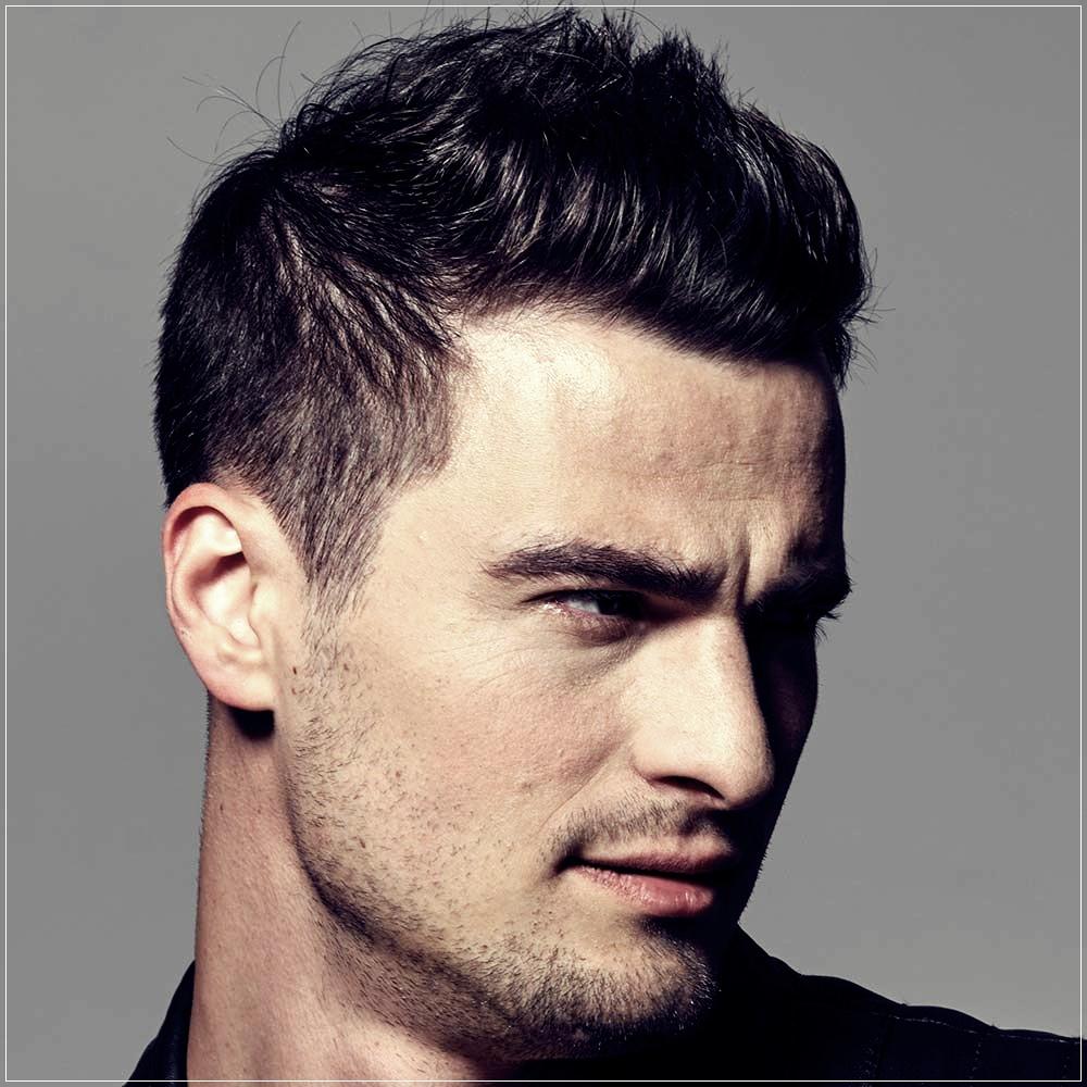 Middle Aged Mens Medium Length New Hair Style 2020 Man 104