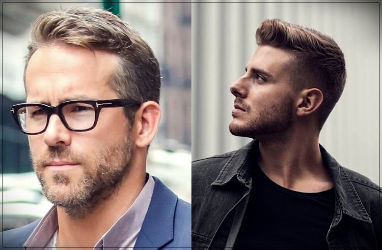 Surprising 2019 Mens Haircut Short And Shaded 10 Photos To Change Style Natural Hairstyles Runnerswayorg