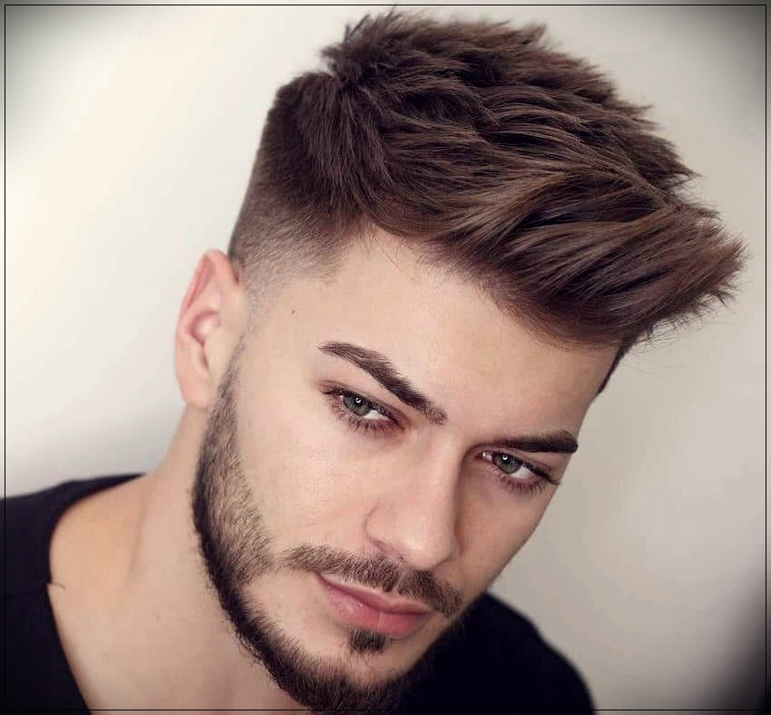 2019 Men S Haircut Short And Shaded 10 Photos To Change Style