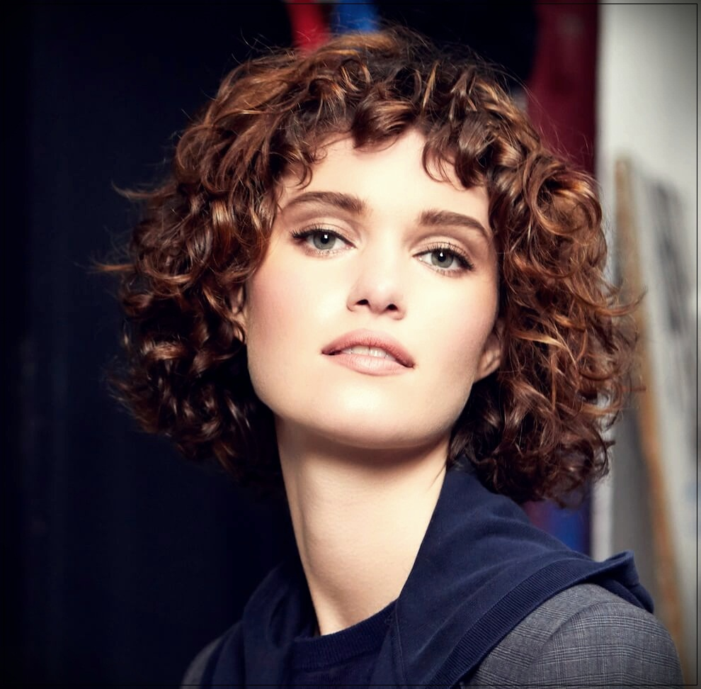 Scaled Hair The New Trends Of Winter