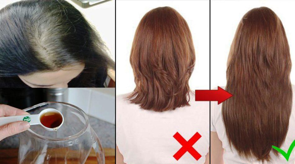 Natural shampoo recipe to stop hair loss