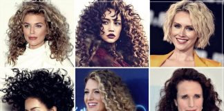 Curly hair cuts 2020 short, medium, long