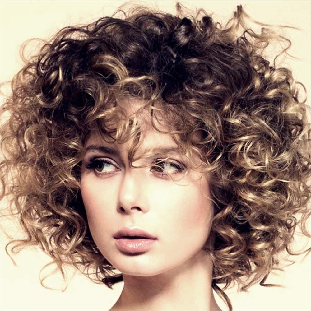 Curly Haircuts 2020 Short Medium Long