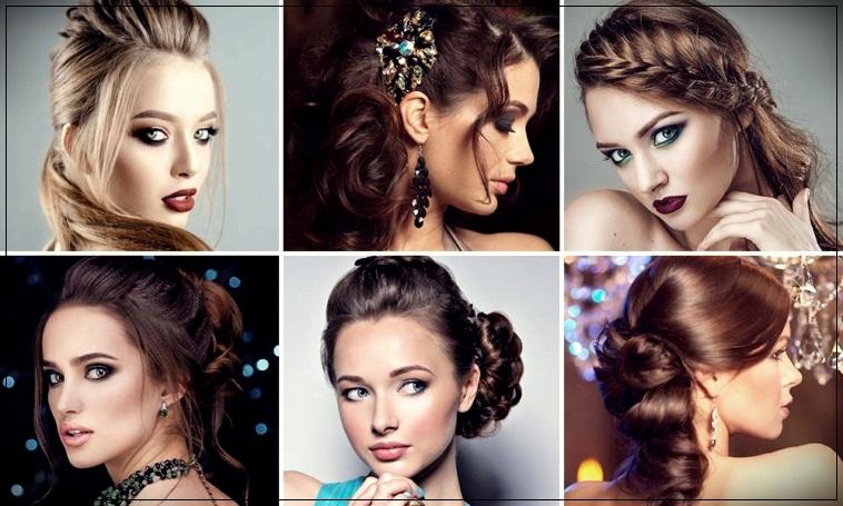 New Year 2020 hairstyles: 70 beautiful hair looks