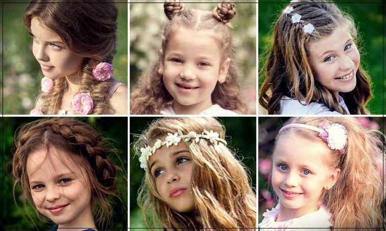Kids Haircuts Girls 2020 98