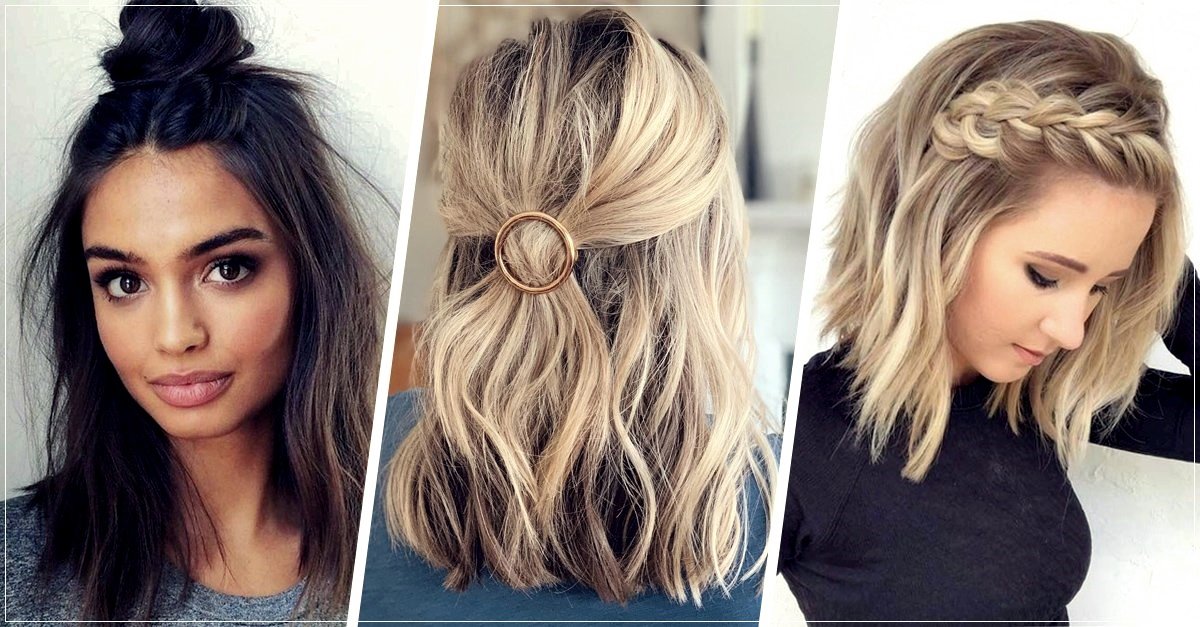 15 simple hairstyles