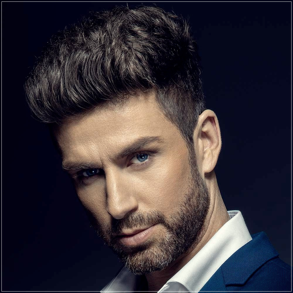 Men's 2020 haircuts in 100 images