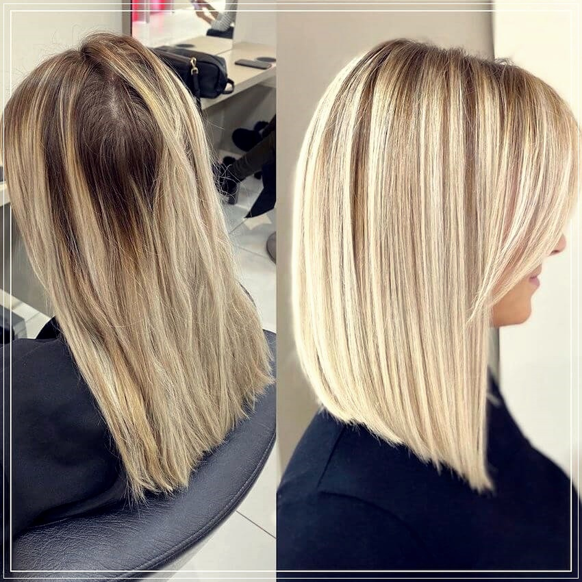 Bob and carré 2020: 7 new smooth and wavy cuts