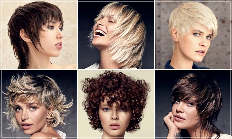 Short haircuts Spring Summer 2020: trends