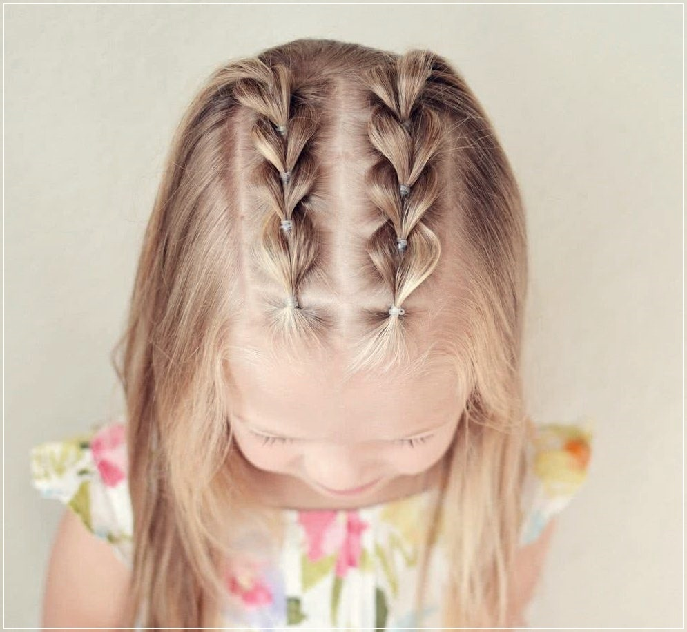 Girl Hairstyles For Party Ceremony Or Wedding