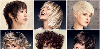 Short haircuts Spring Summer 2020: trends in 80 images