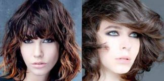Medium short and particular haircuts: here are the most curious ones