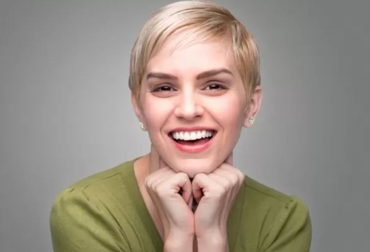 Pixie cut the glam hairstyle to copy immediately