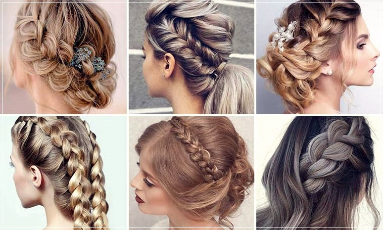 Hairstyles with braids 2020: 150 beautiful ideas and tutorials