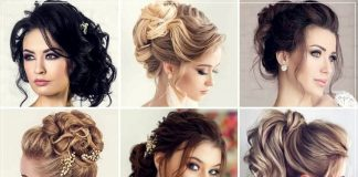Wedding hairstyles for guests: the 100 most beautiful!