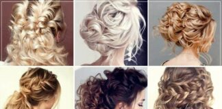 Hairstyles curly hair: 130 Simple and beautiful ideas