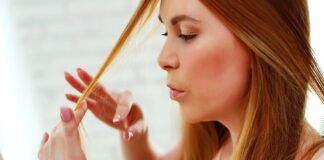 How to take care of damaged hair after summer