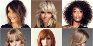 Medium haircuts winter 2020 2021: trends in 50 photos