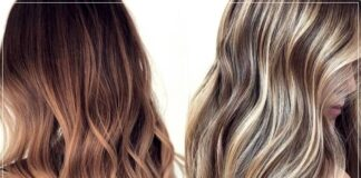 Hair color: Balayage, ombré and 35 shades for 2020